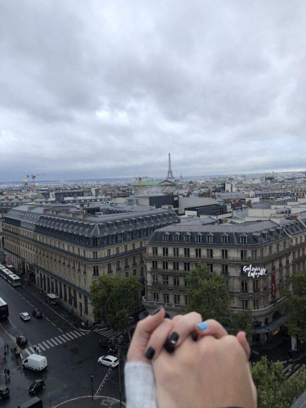 Galerias Lafayette 1 Viaje 5 Días París