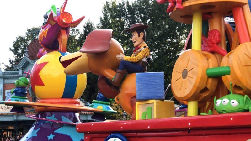 Desfile Disneyland Paris