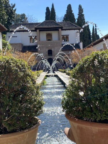 Imprescindibles Granada 2 Días Generalife