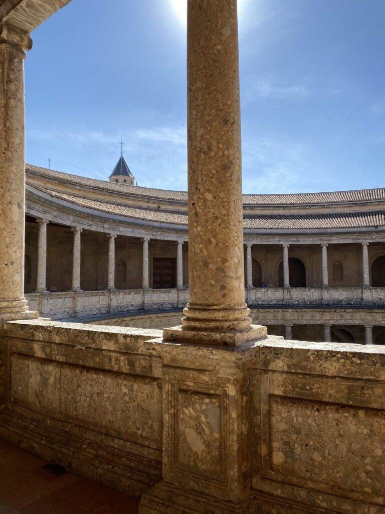 Palacio Carlos V Imprescindibles Granada 2 Días