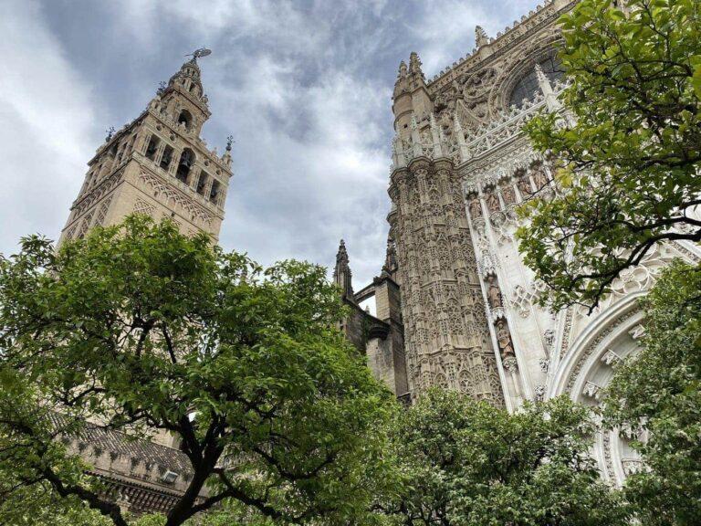 Giralda Que Ver En Sevilla