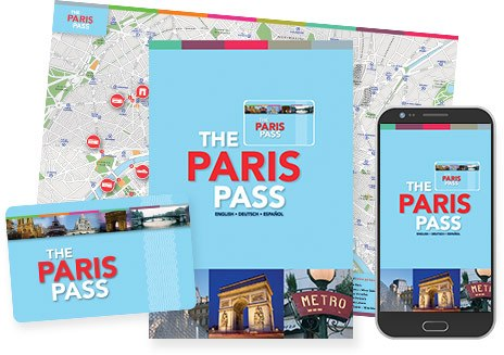 paris pass products