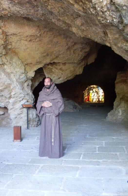 Ermitano San Saturio