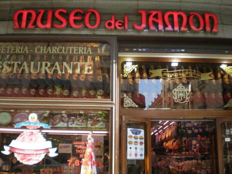 Museo Del Jamon